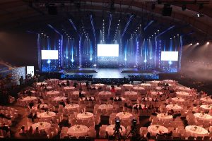 Large scale Event Management